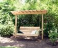 Schaukel Garten Neu 2 Post Pergola