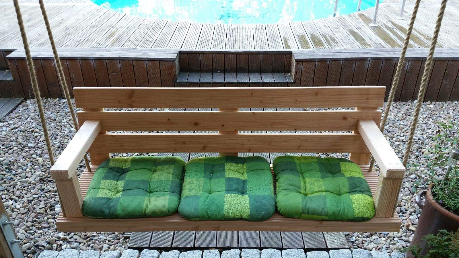 Schaukelbank Garten Luxus Hängebank Hollywoodschaukel Schaukelbank Aus Douglasie Holz