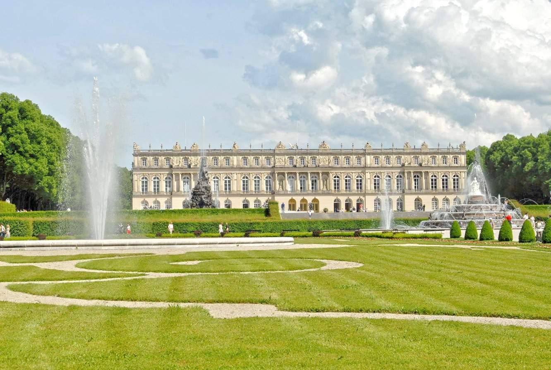 Herrenchiemsee Schlosspark JPG