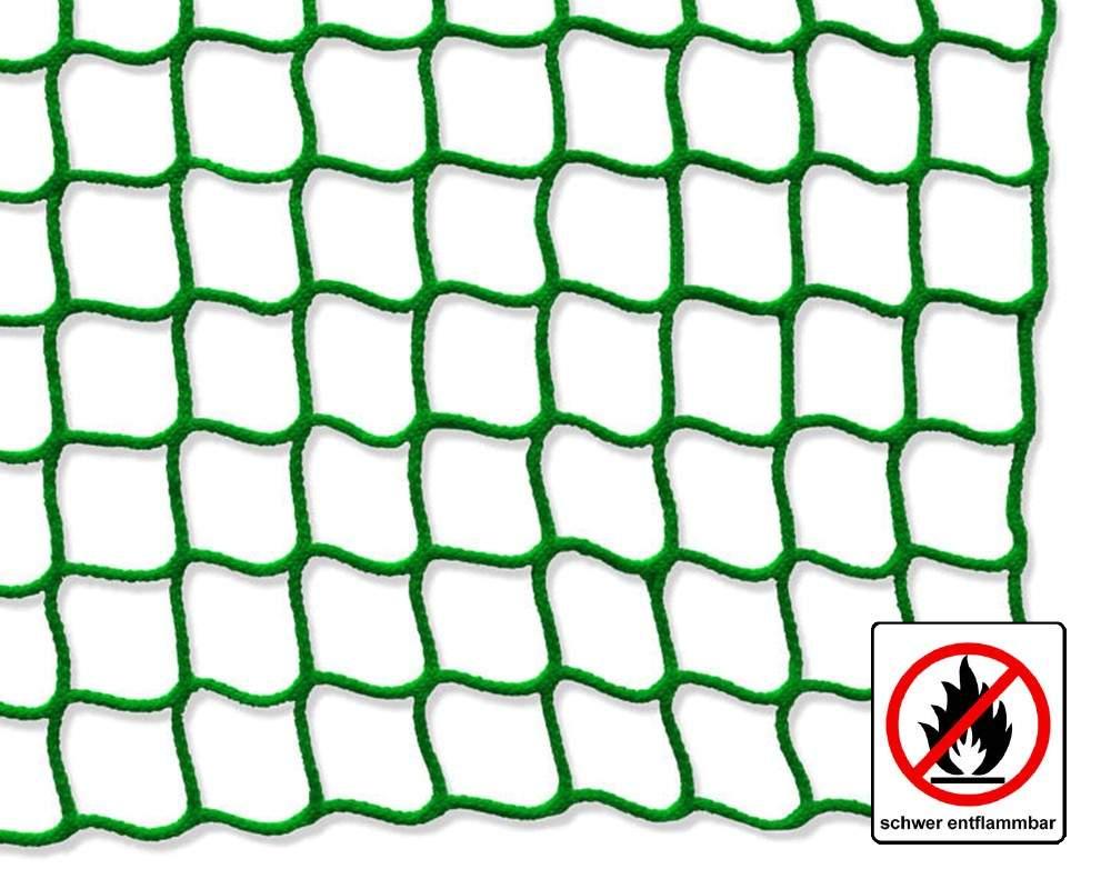 Schutznetz Garten Reizend Schutznetz Maschenweite 45 3 Mm F Schwer Entflammbar