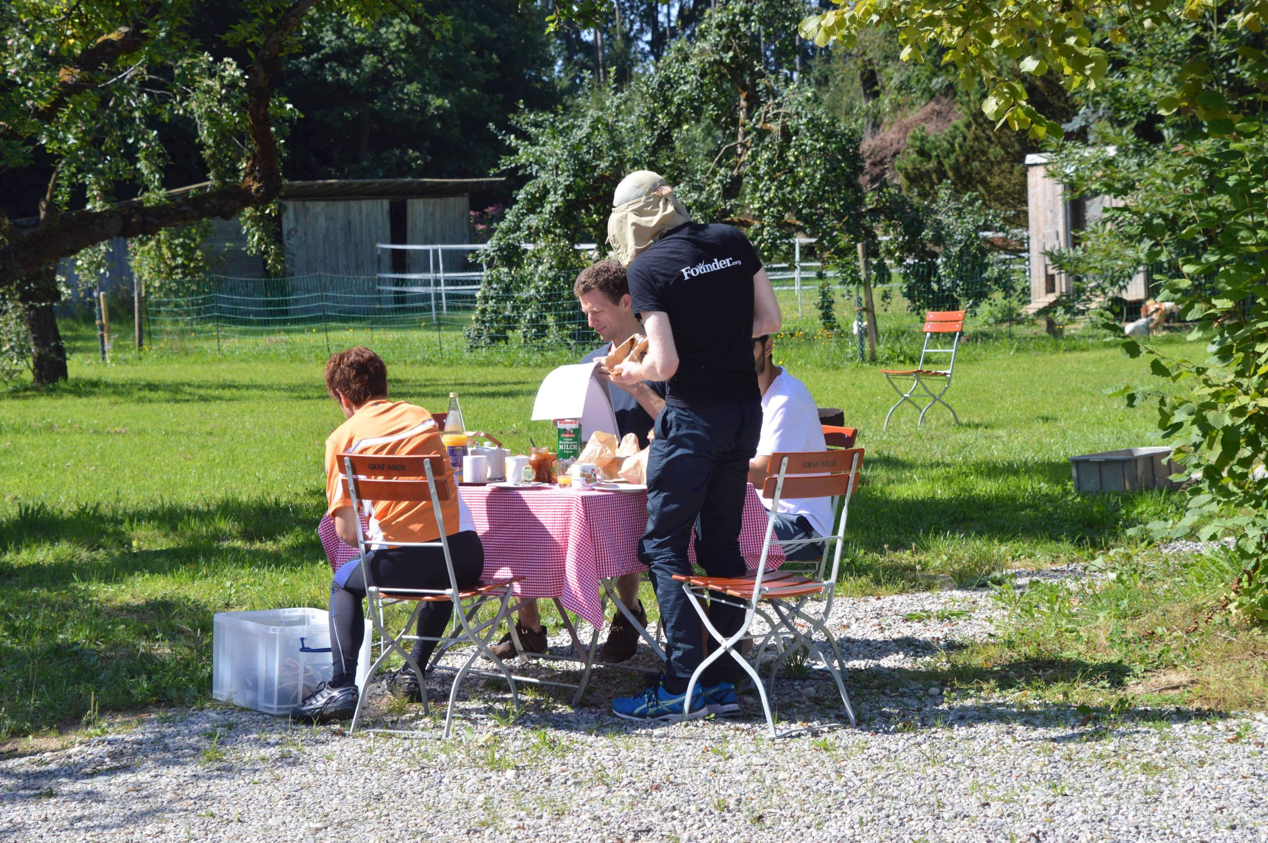 Foto2 Strategie Workshop im Grünen sm