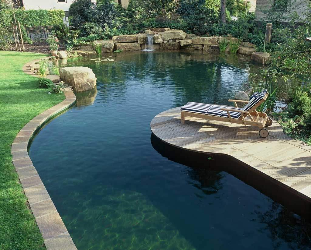 Schwimmpool Garten Elegant Schwimmteiche