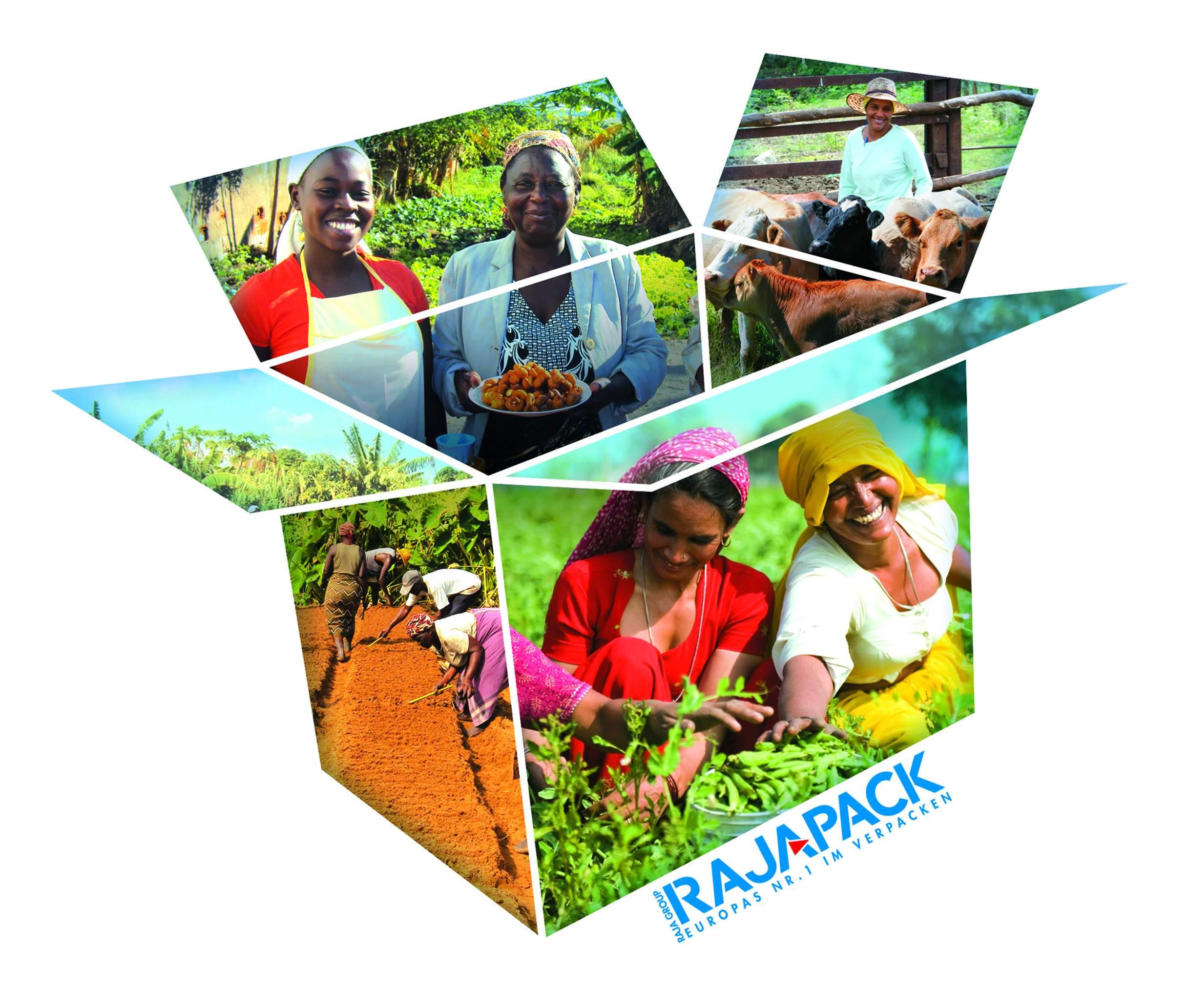 Rajapack unterstützt Umweltprojekte und Frauen 2