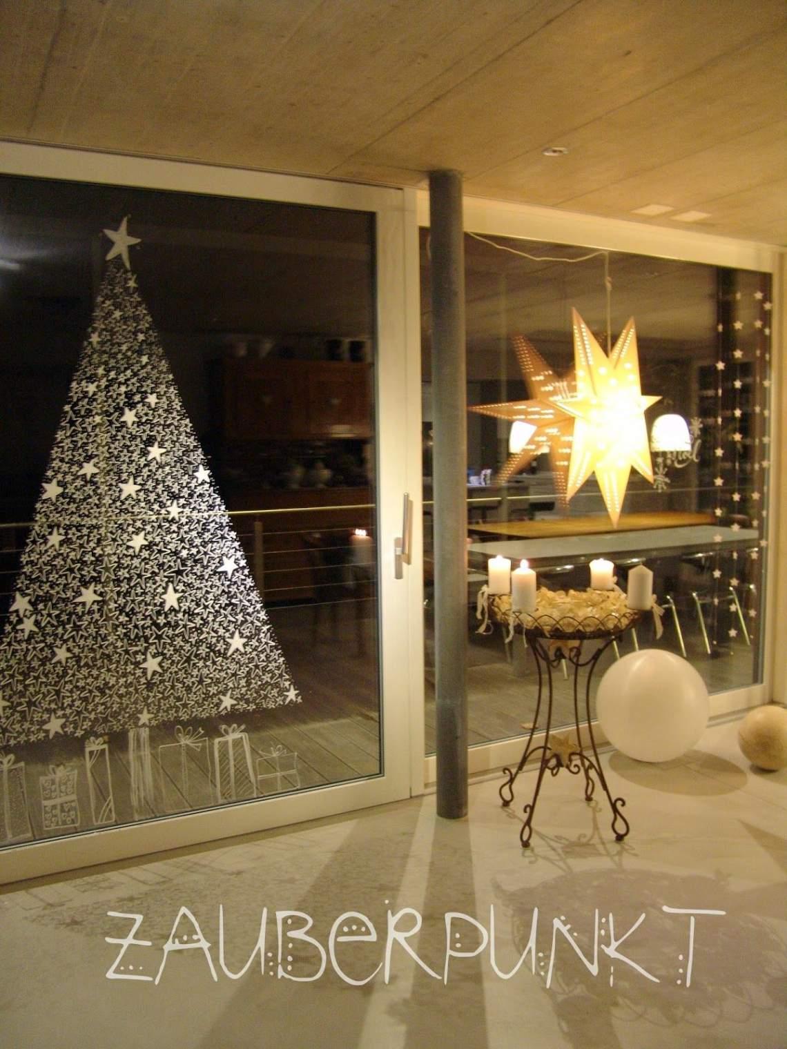 tolle fensterdeko mit edding windowmarker auch fur den klassenraum fenster weihnachtlich gestalten fenster weihnachtlich gestalten