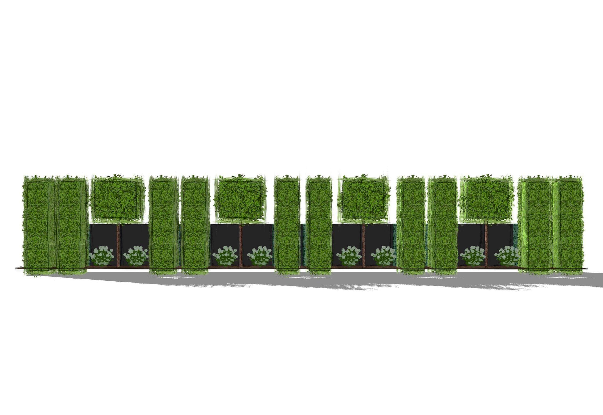 Sichtschutz Garten Selber Bauen Frisch Pin Auf Landscape
