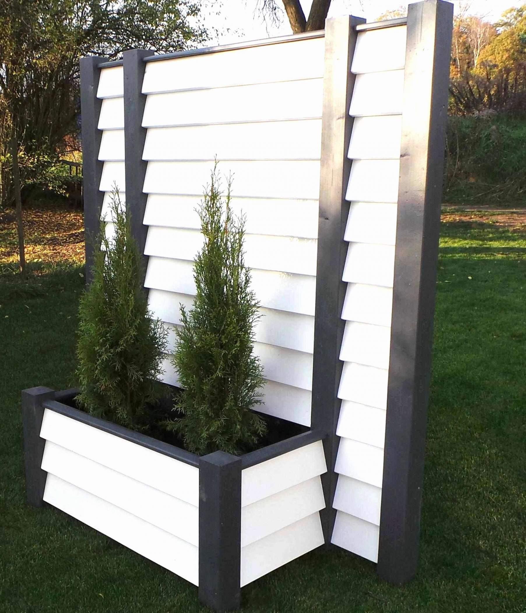 Terrasse Pflanzen Als Sichtschutz