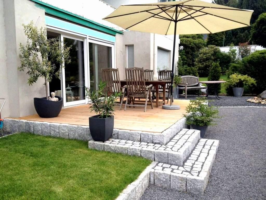 Terrasse Bepflanzen Sichtschutz