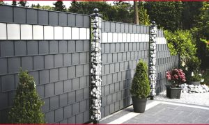 36 Einzigartig Sichtschutzwand Garten Elegant