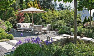 34 Luxus Sitzplatz Garten Kies Genial