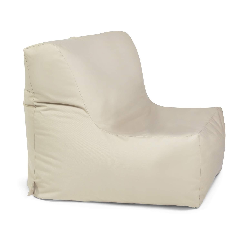 outbag outdoor sitzsack sessel piece bezug plus beige 2185a6786bbed7c3
