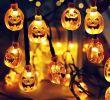 Solar Lichterkette Garten Frisch Großhandel 30 Led sonnenenergie Schnur Lichter Led Fee Licht Für Partei Kürbis Grimasse Halloween Garten Landschaft Außendekoration Von Glistenlight