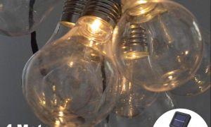26 Luxus solar Lichterkette Garten Reizend