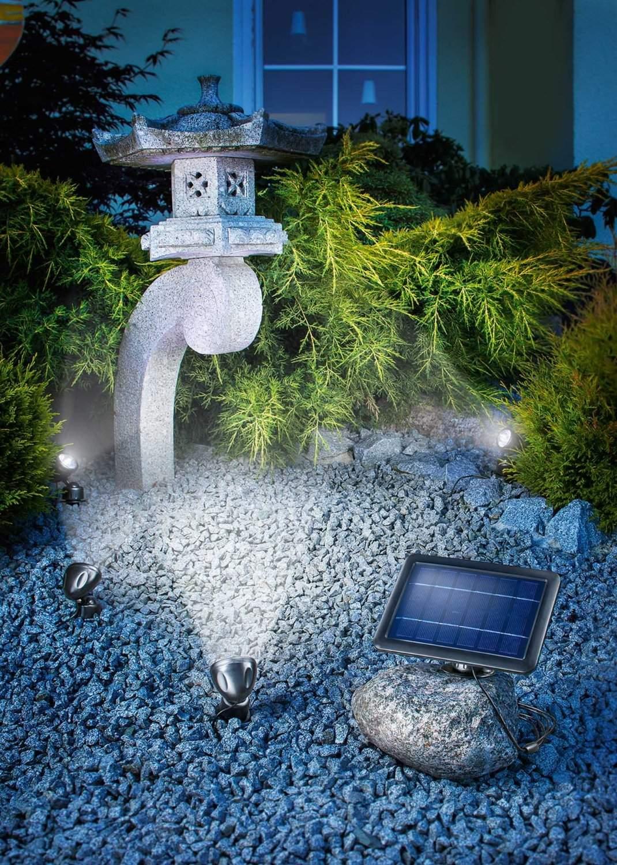 Solarleuchten Für Garten Einzigartig Led solarleuchten Für Den Garten