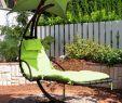 Sonnendach Garten Luxus Schwingliege Happy Grün M sonnendach