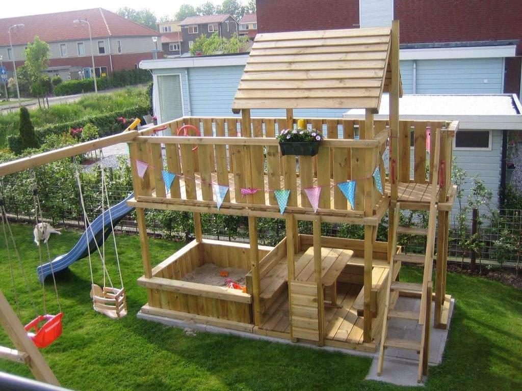 Spiel Garten