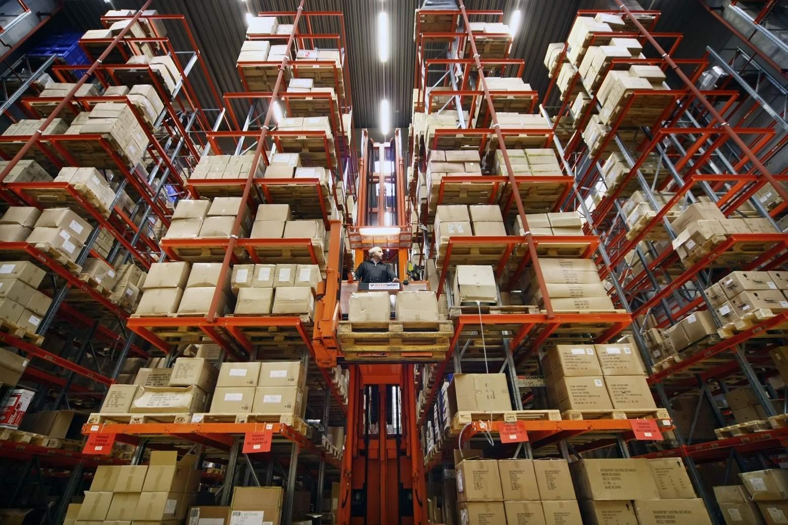Intersport Logistik RDL7180 kl