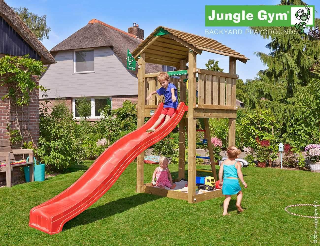 Spielturm Garten Frisch Spielturm Cottage Douglasie Natur
