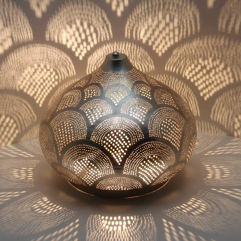 orientalische stehlampe aswan