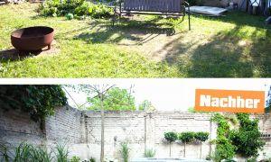 38 Einzigartig Steinmauer Garten Sichtschutz Neu