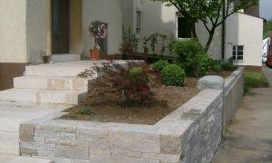 27 Einzigartig Steintreppe Garten Reizend