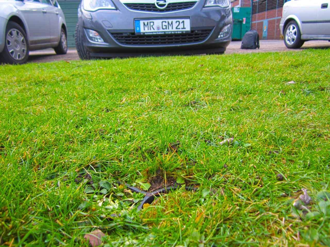 Rasengitter RG24 Rasenschutz ohne Unterbau Garten 014