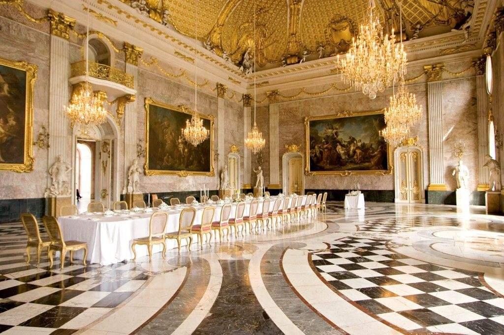 Stiftung Preußische Schlösser Und Gärten Berlin Brandenburg Das Beste Von New Palace Marble Hall ©dzt Stiftung Preussische