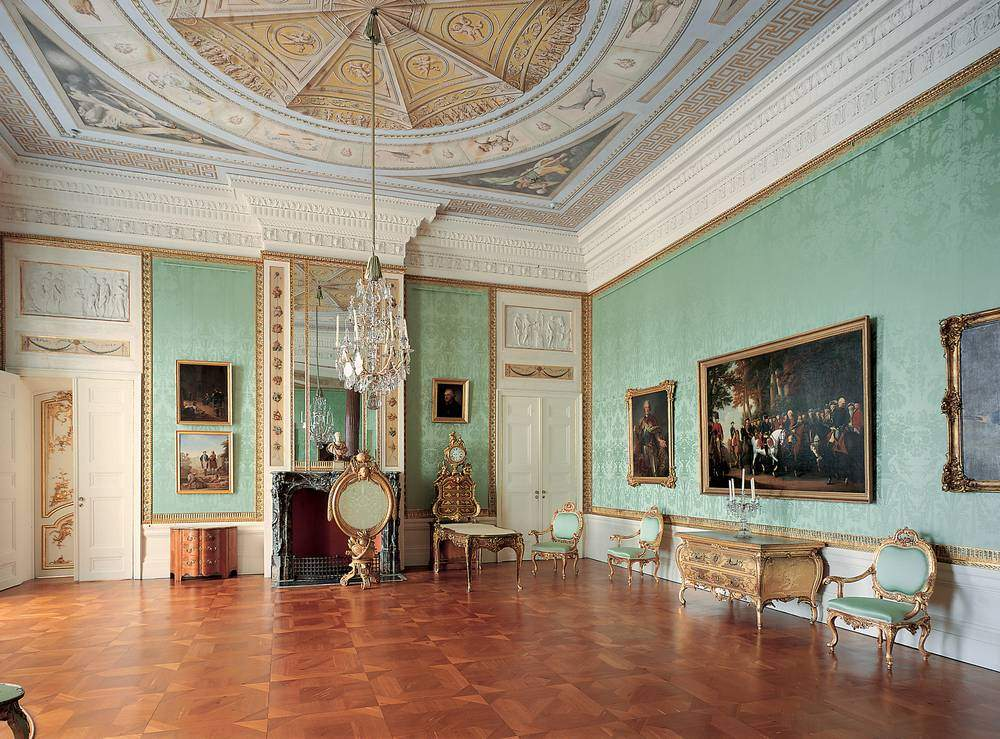 Stiftung Preußische Schlösser Und Gärten Berlin Brandenburg Inspirierend Museum – Schloss Sanssouci – Museumsportal Berlin