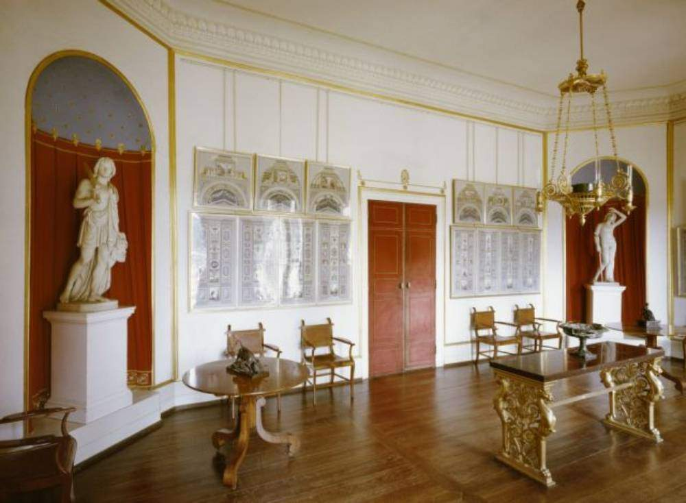 schloss charlottenhof stiftung preuische schlosser und garten berlin brandenburg