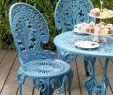 Stühle Garten Elegant Tisch 2 Stühle Garten Beste Balkonmöbel Metall Gartenst C3