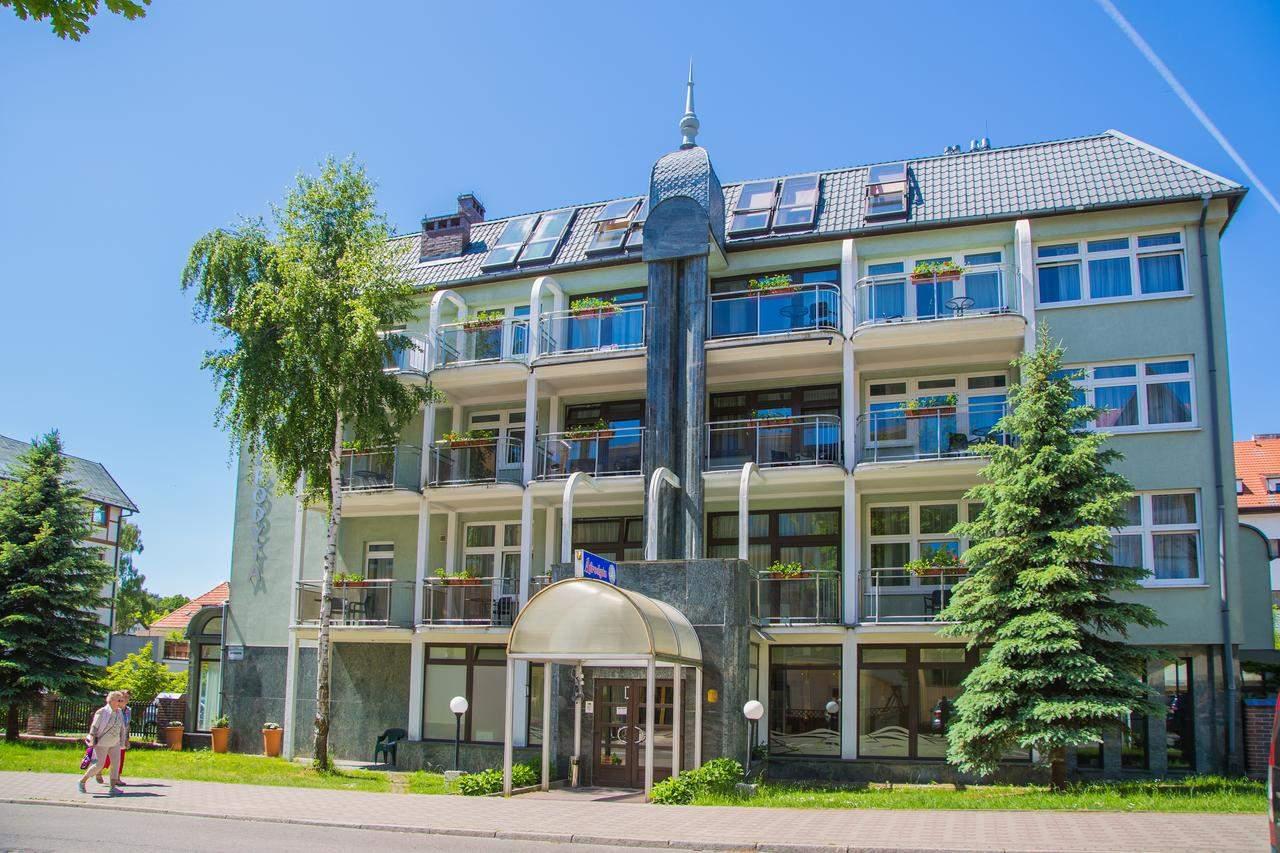 Swinemünde Hotel Kaisers Garten Luxus Afrodyta atol Resort Polen Świnoujście Booking