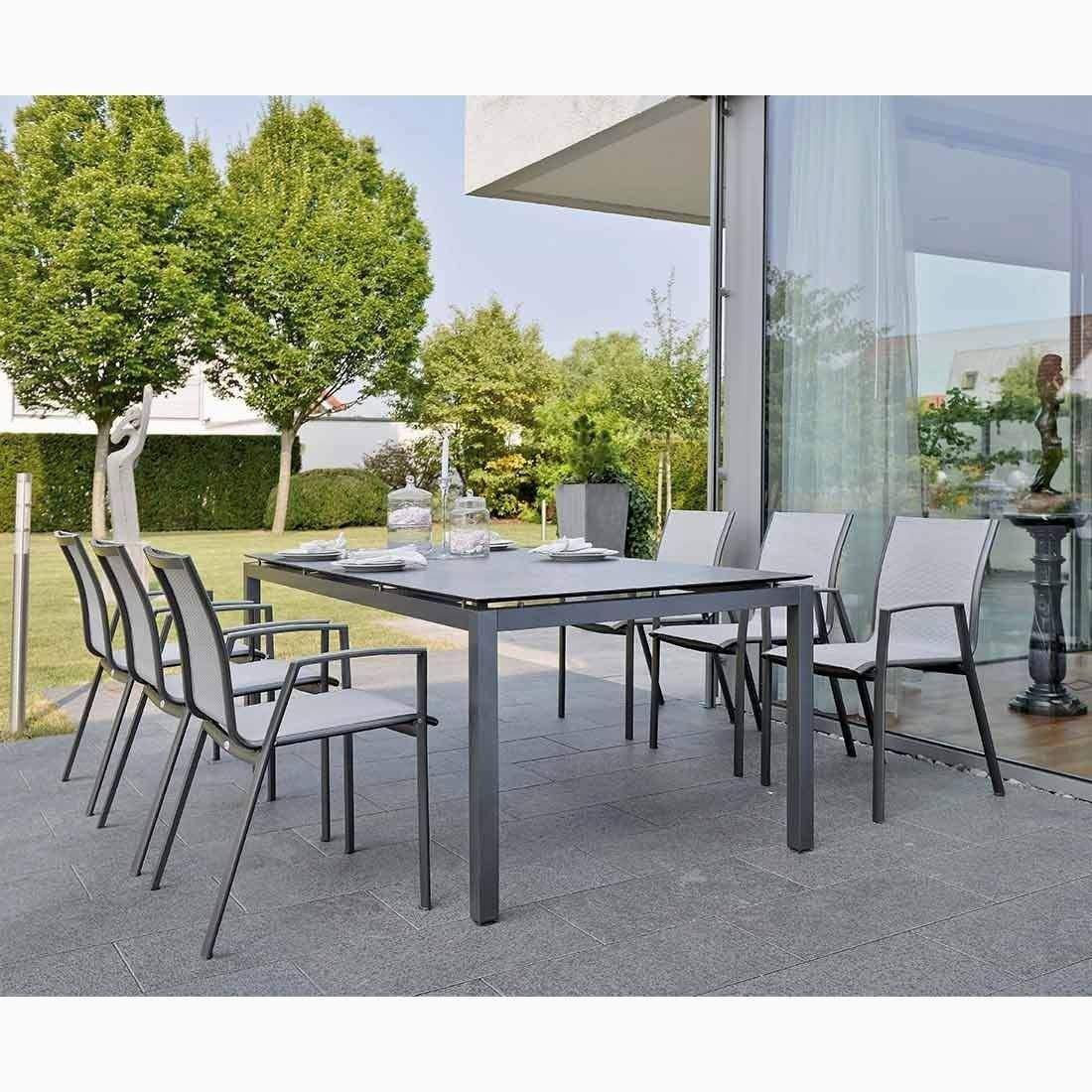Teakholzmöbel Garten Einzigartig Gartenmöbel Set 8 Stühle Hausdesign Gartentisch Set Gartenm
