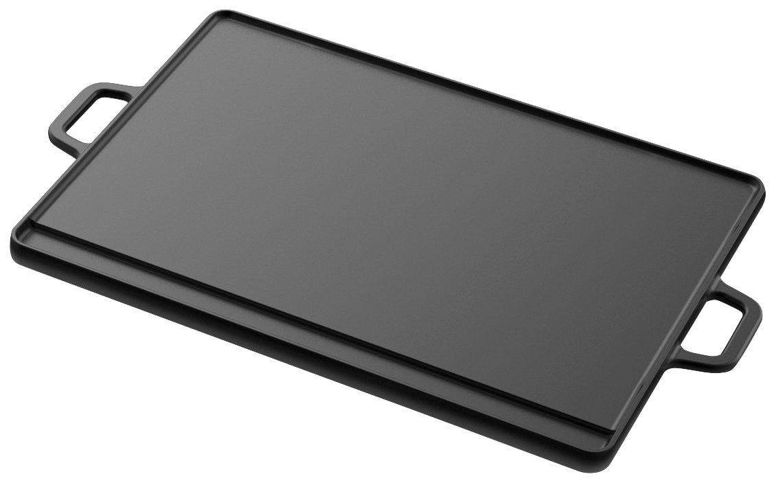 tepro grillplatte universal 40x30 cm