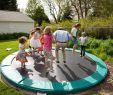 Trampolin Im Garten Reizend Sunken Trampoline Want