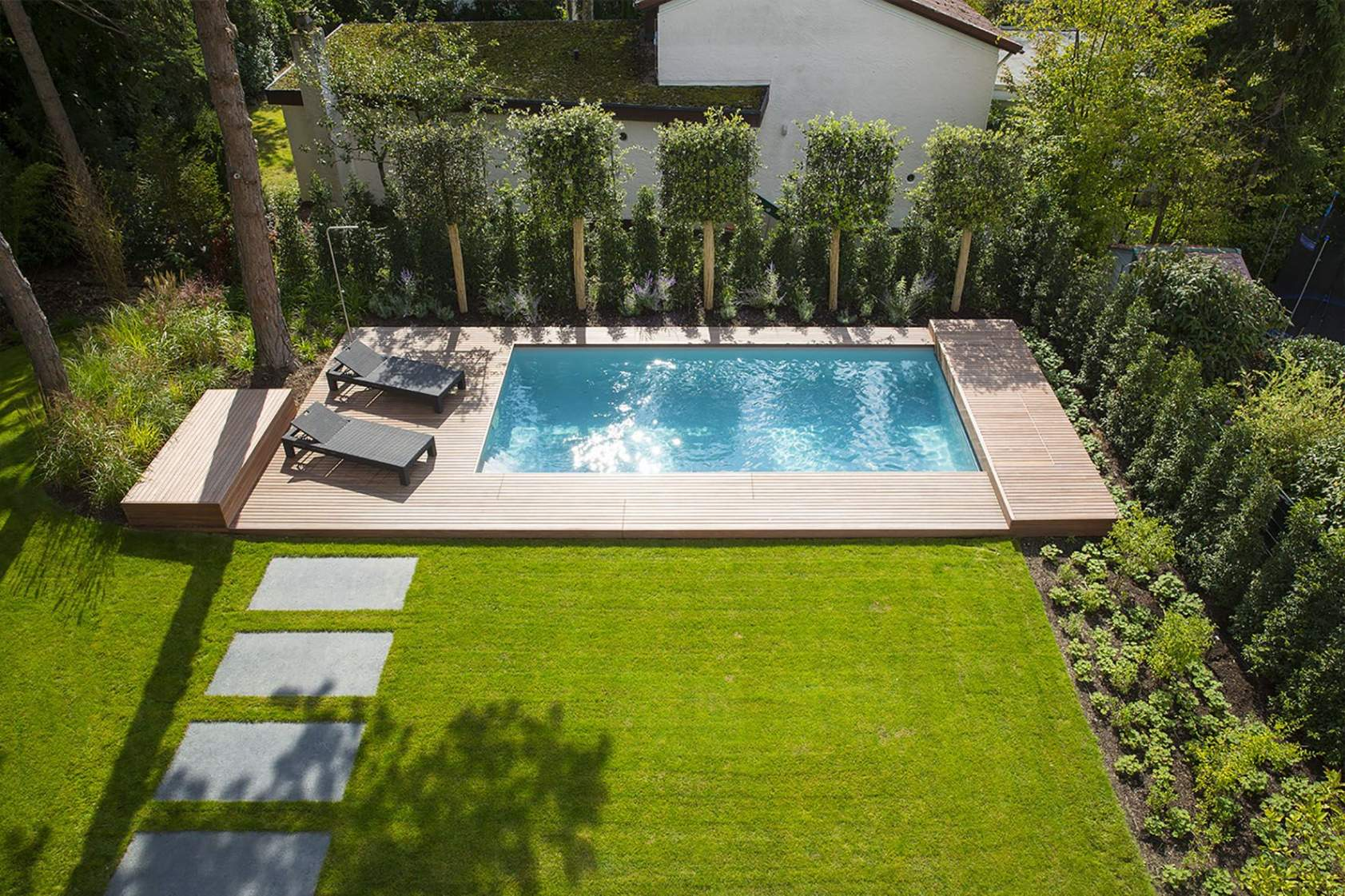 pools fur kleine garten wohnen traumgarten mit pool traumgarten mit pool
