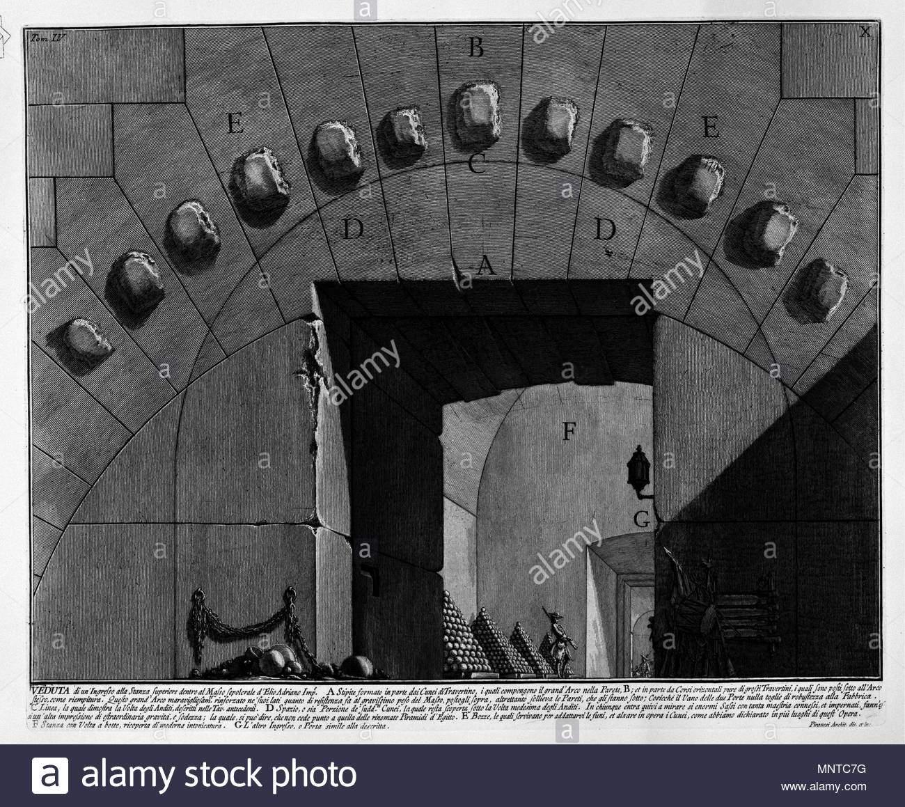 mausoleum des hadrian 1756 1002 piranesi 4012 mntc7g