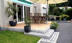 40 Reizend überdachung Garten Selber Bauen Inspirierend