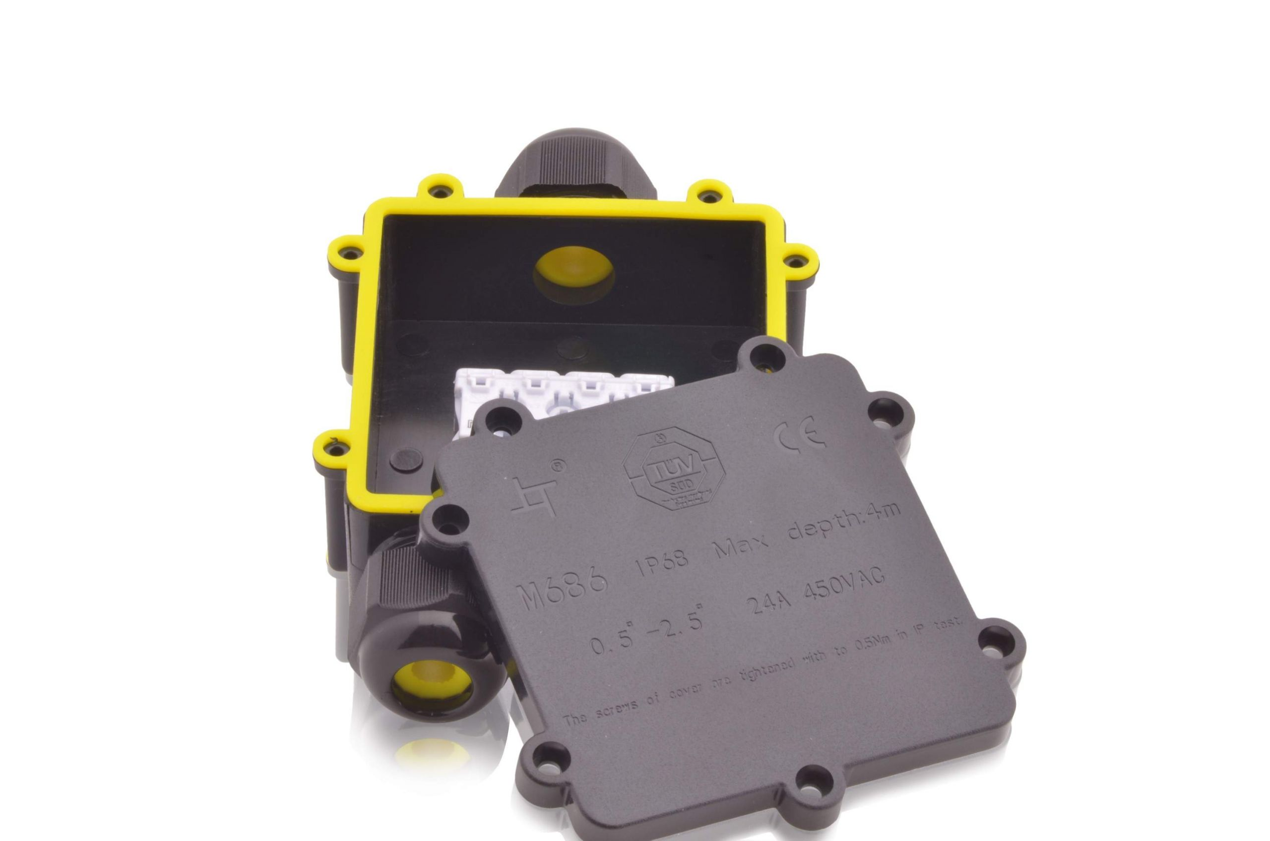 Intratec Geh use Serie Wasserdicht IP68 JSGH687 1 1 JPG