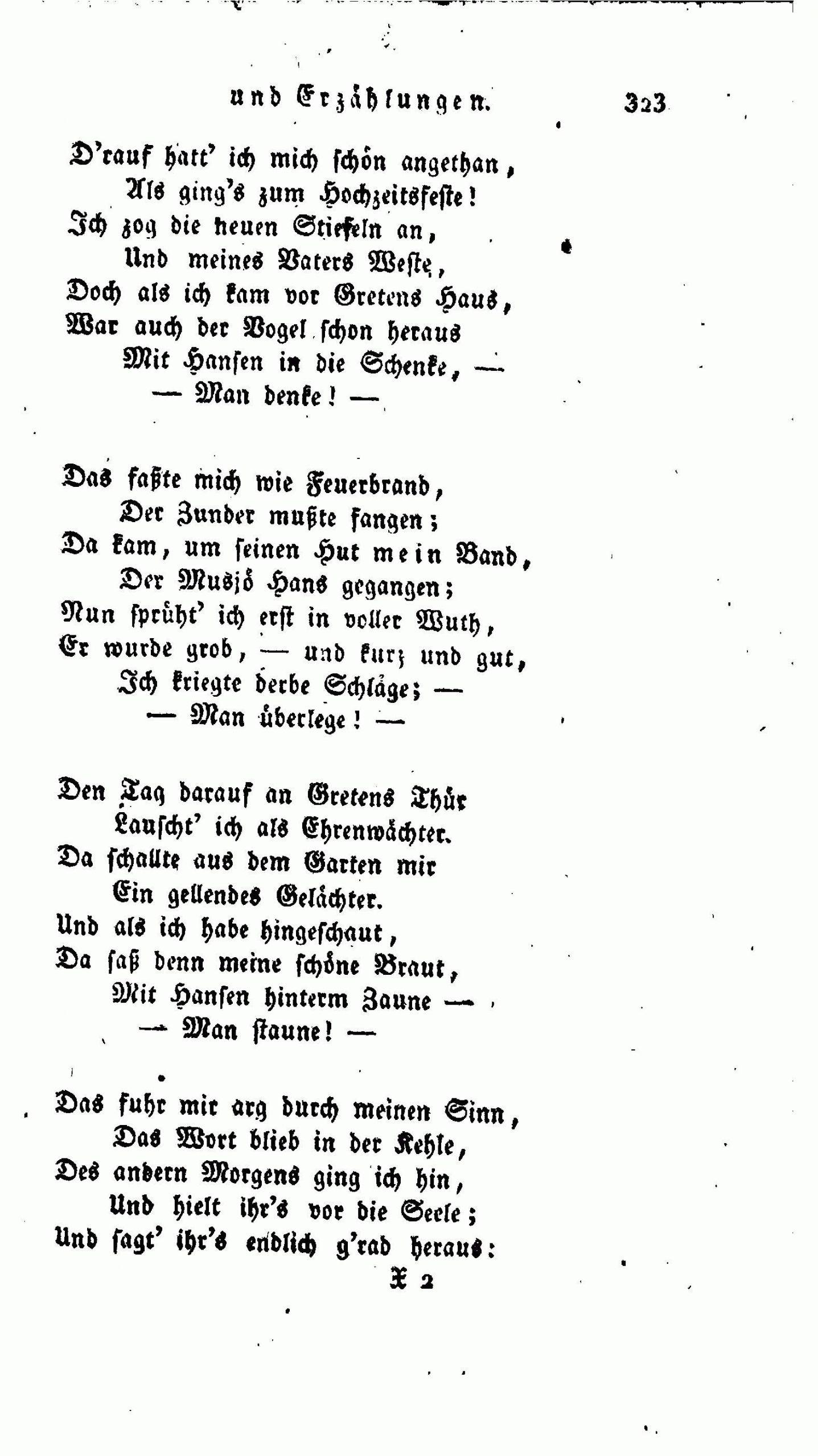 Sämmtliche Werke Körner 1823 323