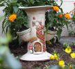 Vogeltränken Für Den Garten Inspirierend Vogelbad Keramik Fleury Keramik Für Haus Und Garten