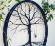Wagenrad Deko Garten Das Beste Von Re Purpose A Bicycle Wheel to Make A Tree Of Life
