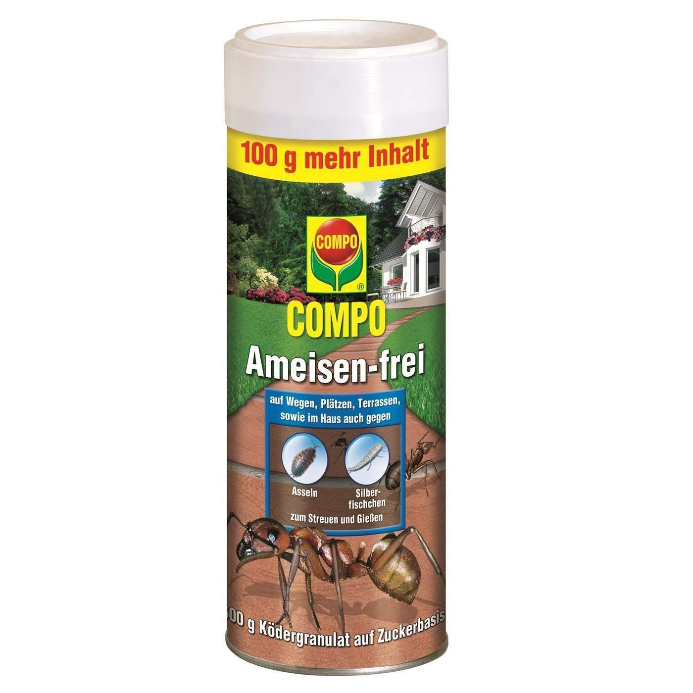 600g PO Ameisen frei 100g mehr Inhalt 1