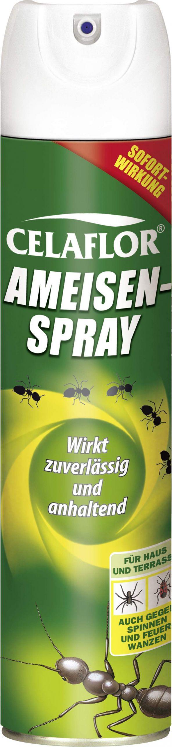 Was Hilft Gegen Ameisen Im Garten Neu Celaflor Ameisen Spray