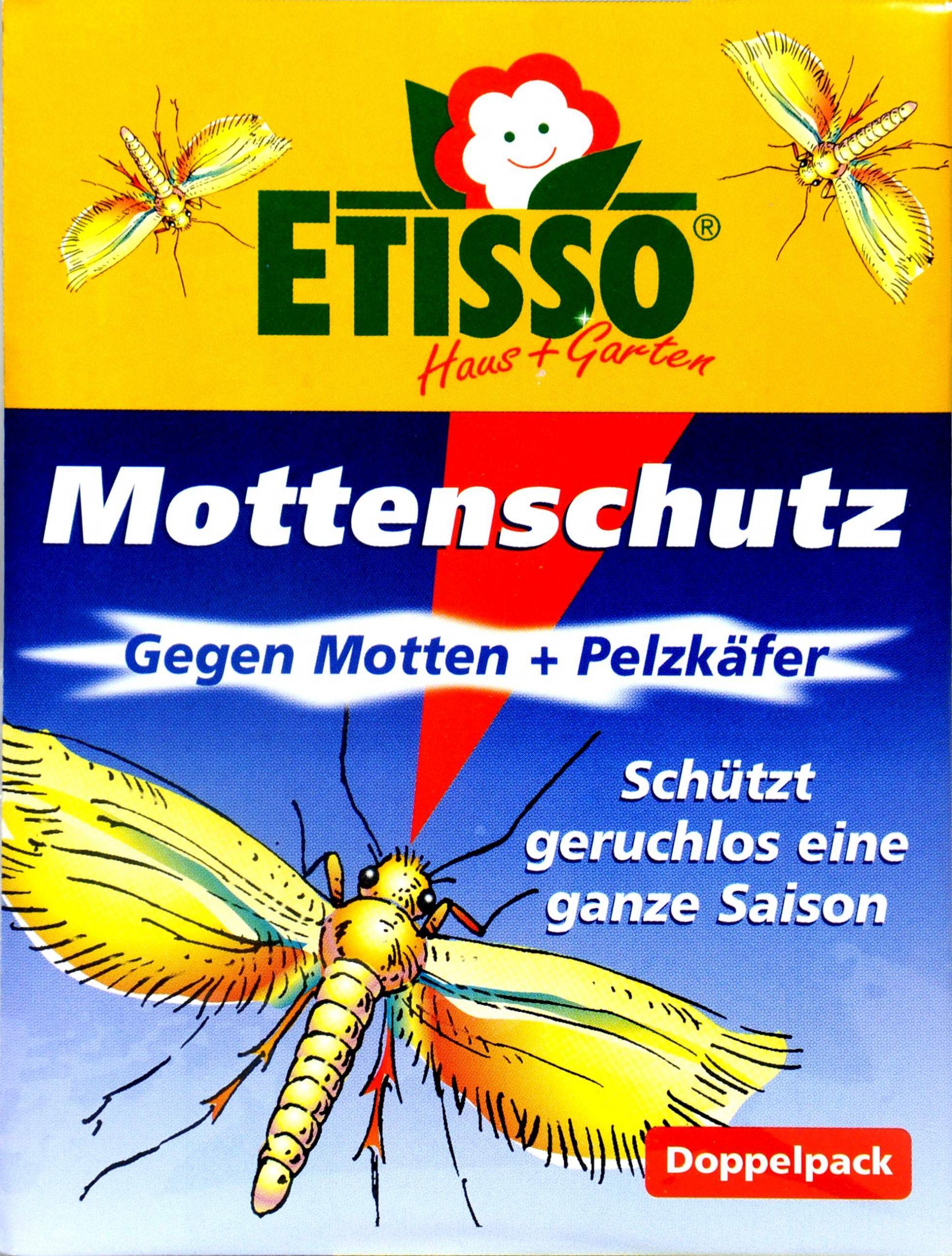 V01 Etisso Mottenschutz Papier 2 er
