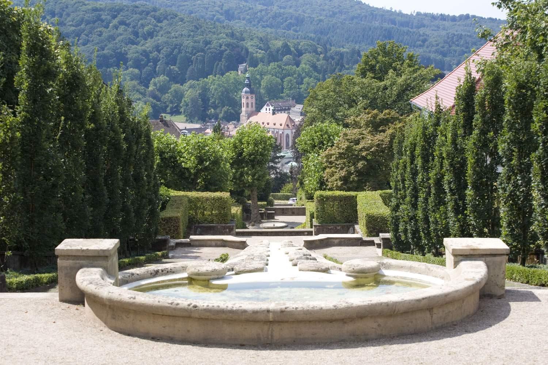 WasserkunstanlagePara sUndStiftskirche
