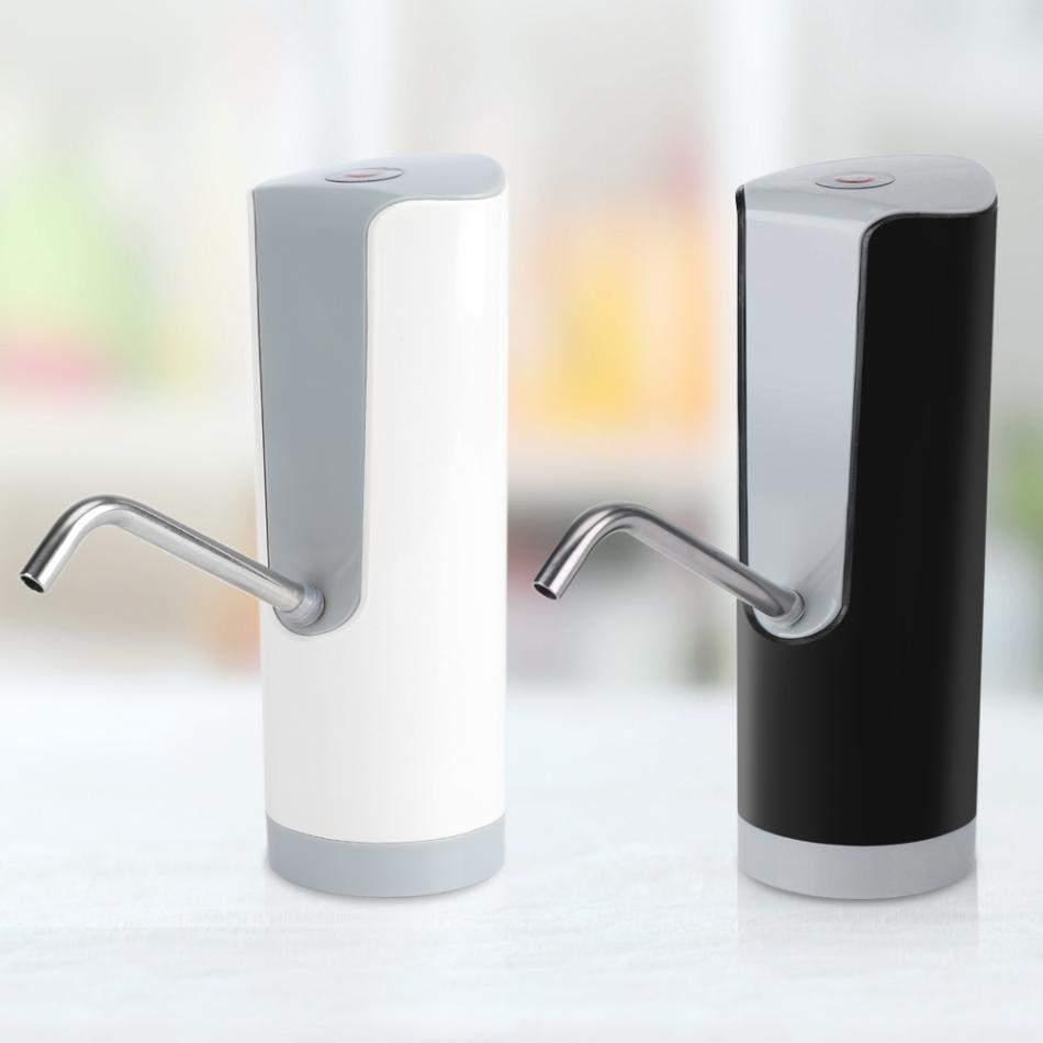Wasserpumpe Spender Elektrische Automatische Flasche Trinkwasser Pumpspender Oberen Schalter Taste Mit Akku