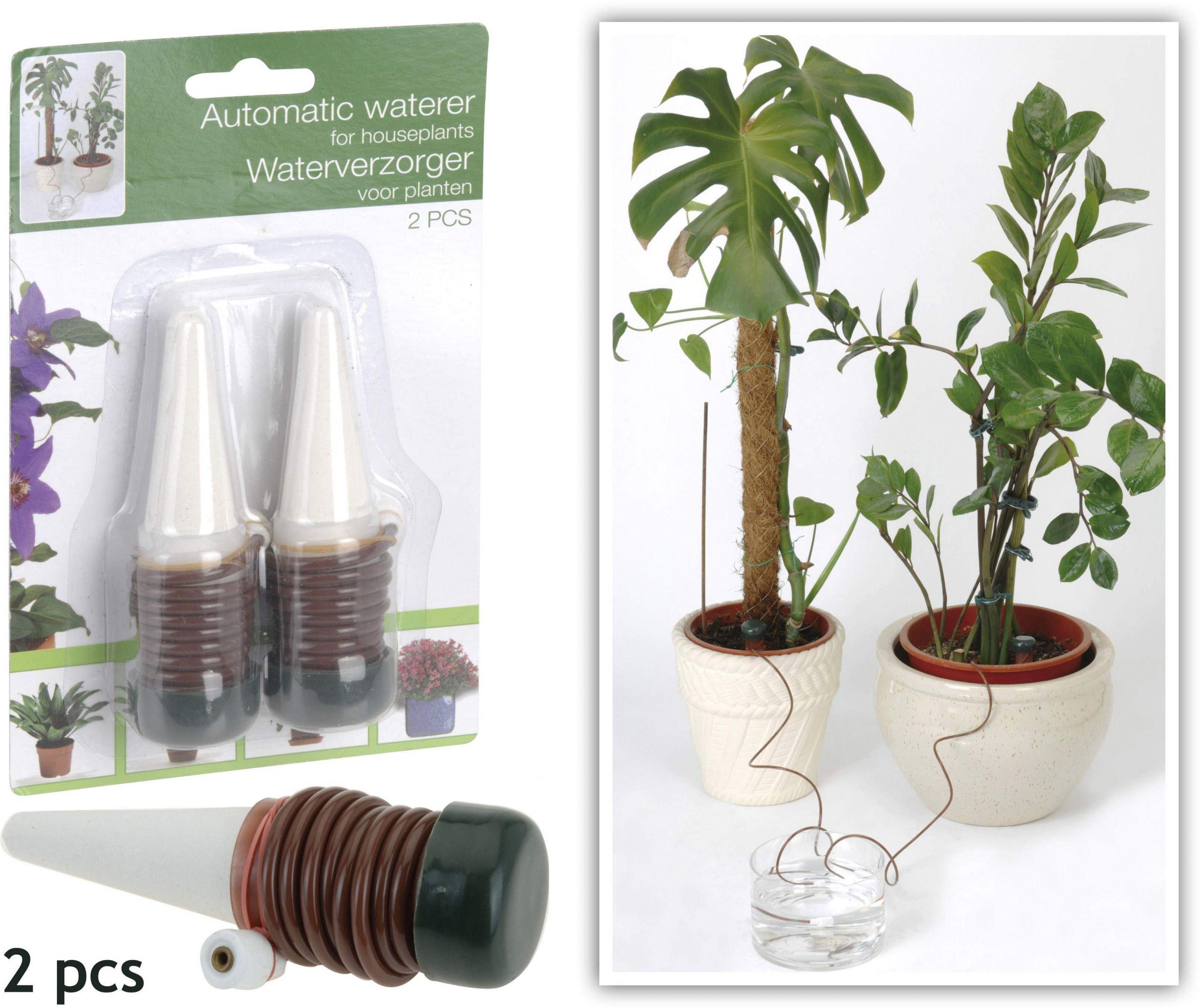 Wasserspender Garten Einzigartig Wasserspender Für Pflanzen 2 Stück