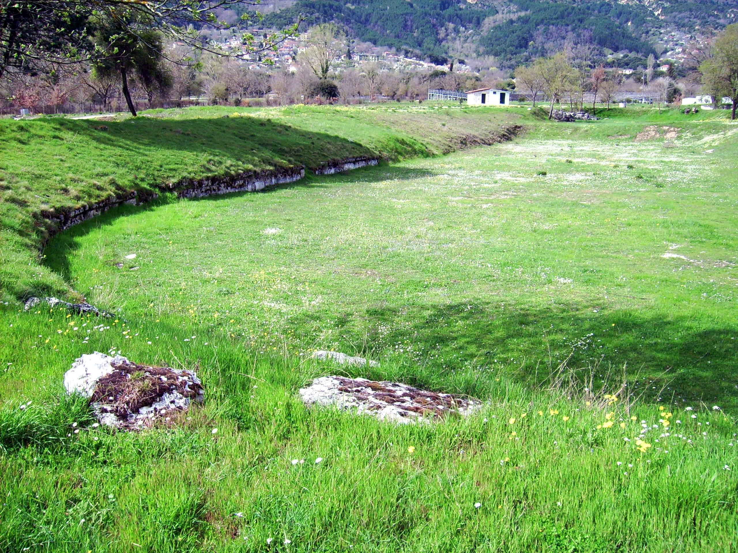 Dodona Greece April 2008 167 JPG