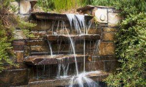 33 Frisch Wasserwand Garten Elegant