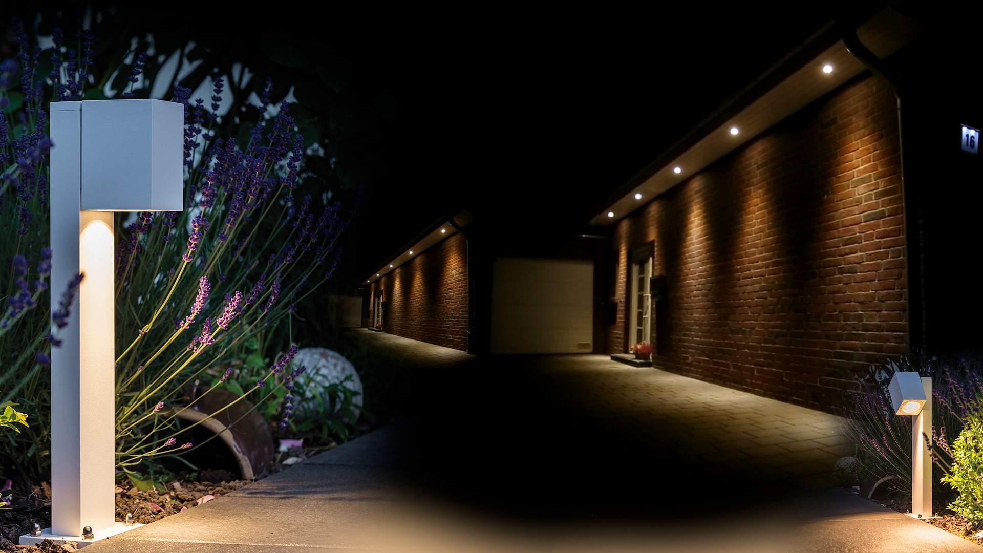 S262 Gartenbeleuchtung