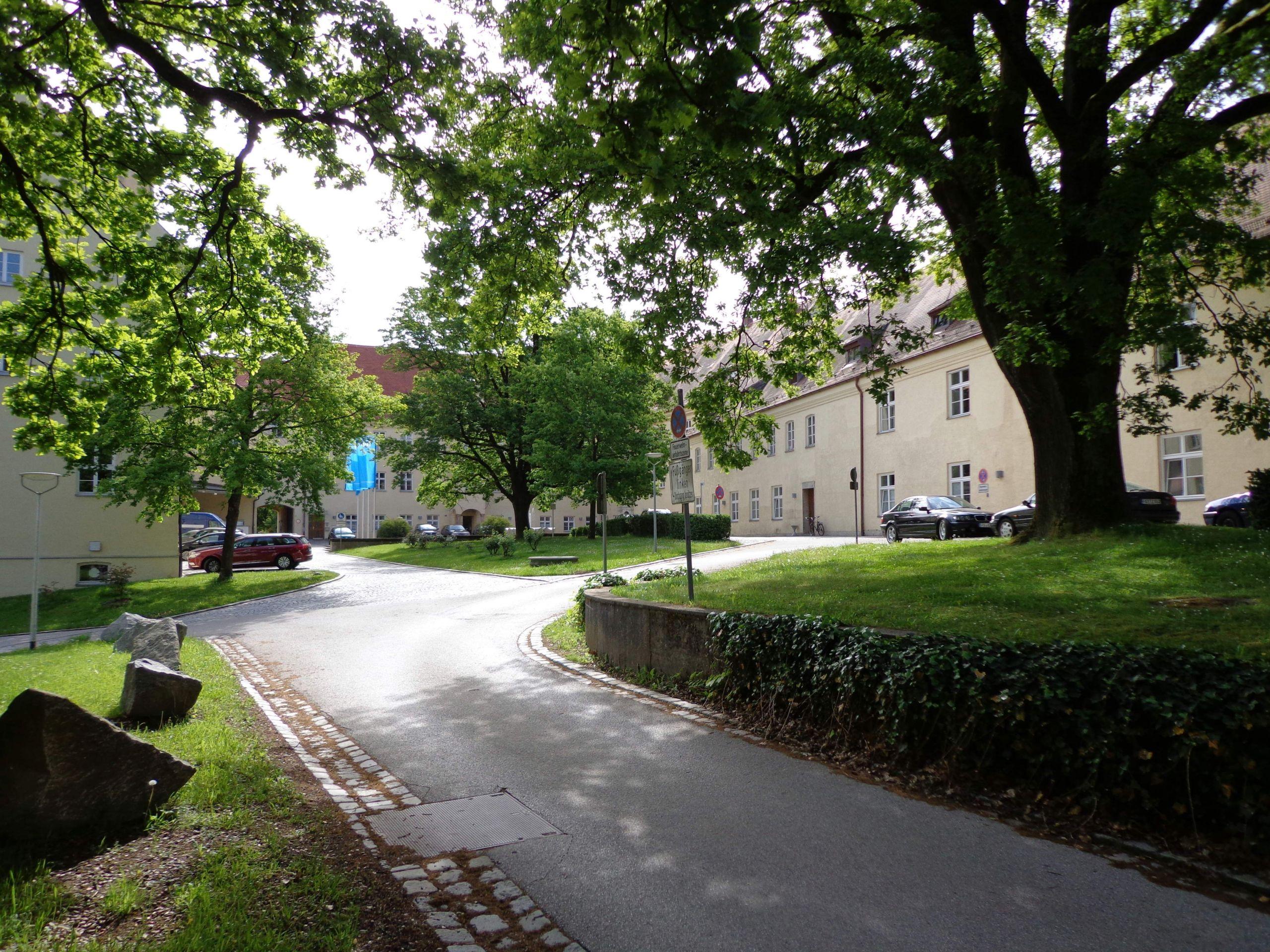 Alte Akademie im Campus Freising Weihenstephan
